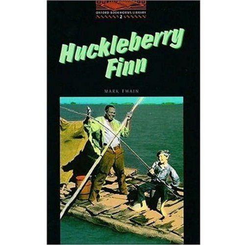 аудиокнига на английском языке Huckleberry Finn