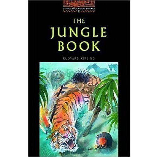 аудиокнига на английском языке Jungle Book