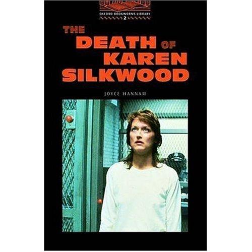 аудиокнига на английском языке The death of Karen Silkwood