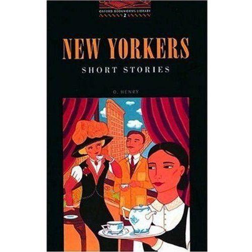 аудиокнига на английском языке New Yorkers Short Stories