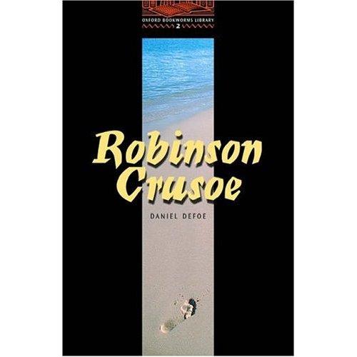 аудиокнига на английском языке Robinson Crusoe