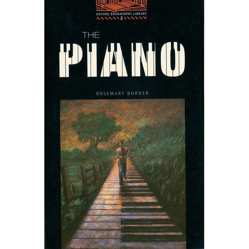 аудиокнига на английском языке The Piano