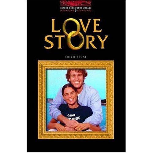 аудиокнига на английском языке Love Story