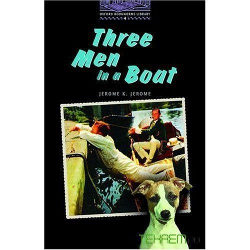 аудиокнига на английском языке Three Men in a Boat