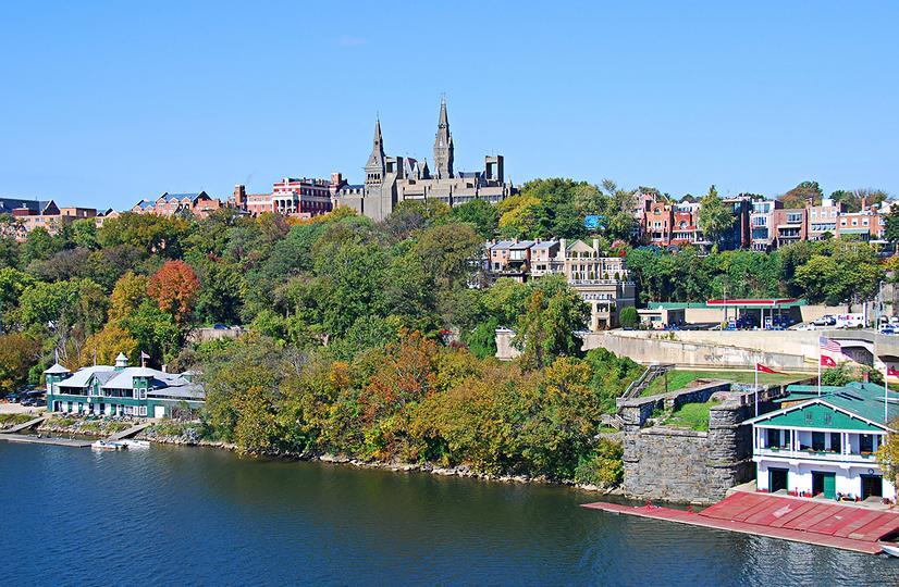 Джорджтаун (Georgetown)
