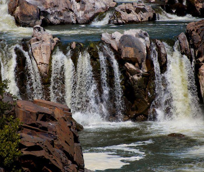 Парк Великих водопадов (Great Falls Park)