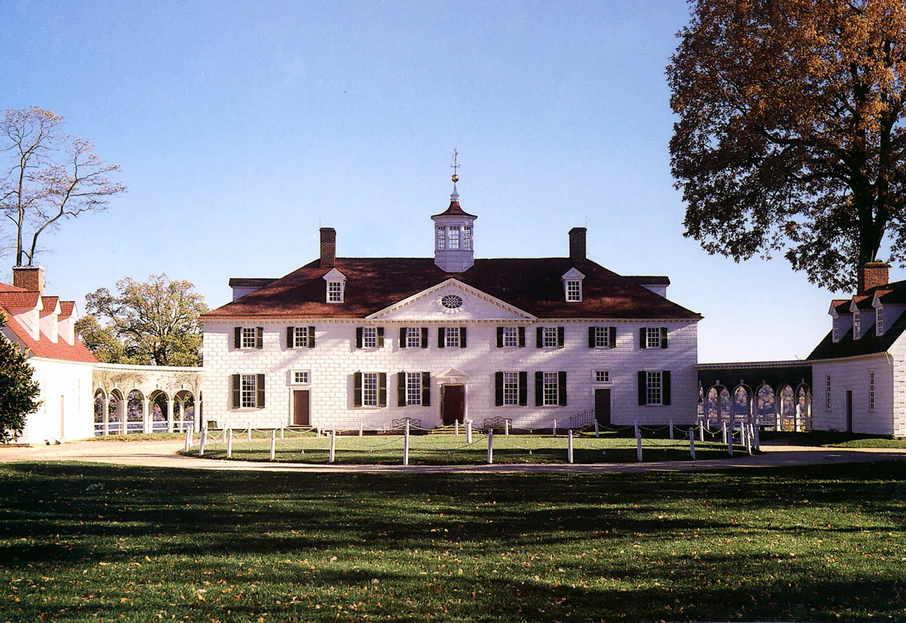 Маунт-Вернон (Mount Vernon)