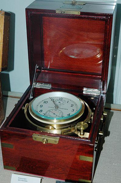 Хронометр (chronometer)