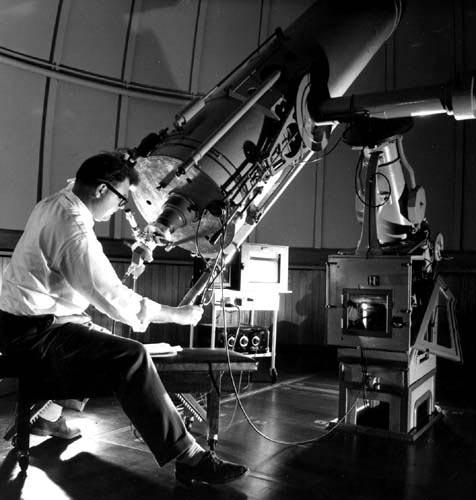 Рефракторный телескоп Гринвичской обсерватории