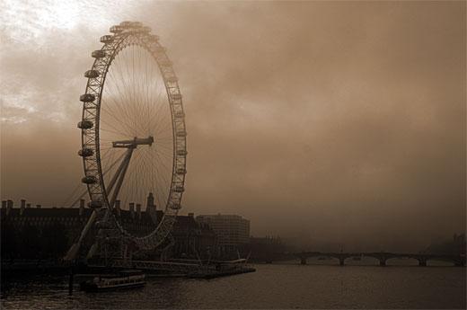 Лондонский глаз (The London Eye)