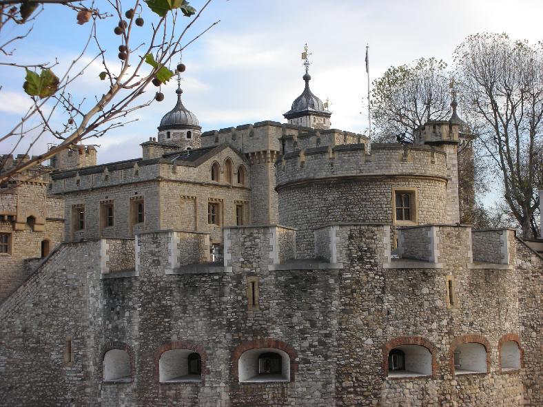 Лондонский Тауэр (the Tower of London)