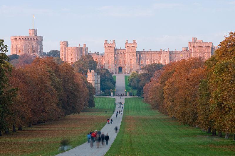 Виндзорский Замок (Windsor Castle)