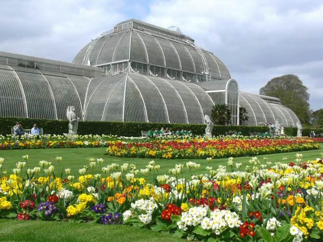 Королевские ботанические сады в Кью (Kew Botanical Gardens)