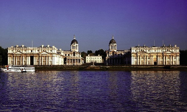 Набережная часть Гринвича (Maritime Greenwich)