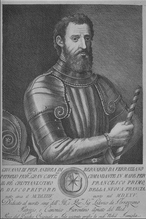 Джованни Вераццано (Giovanni da Verrazzano)