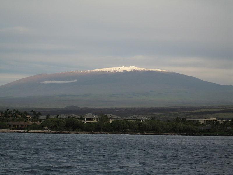 гора Мауна Кеа