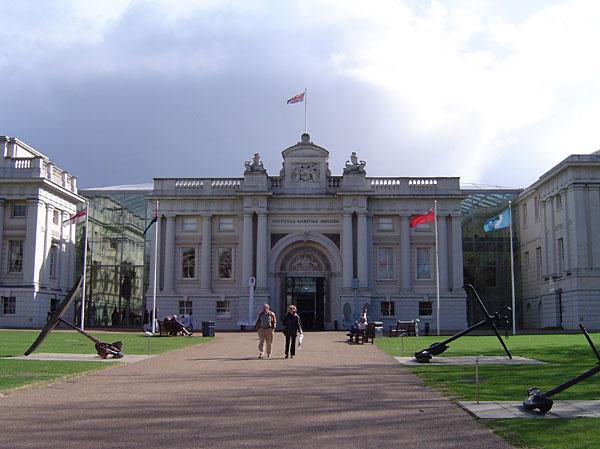 Национальный морской музей (National Maritime Museum)