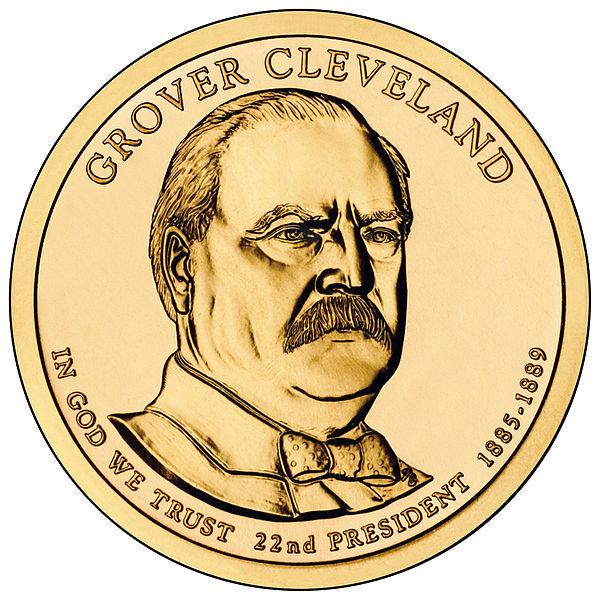 Монета в 1 доллар