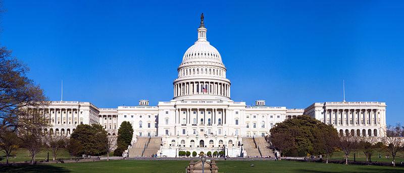 Капитолий — здание парламента США
