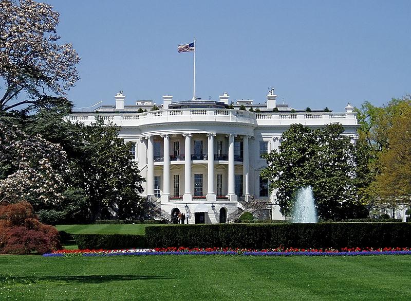 Белый дом — резиденция правительства США
