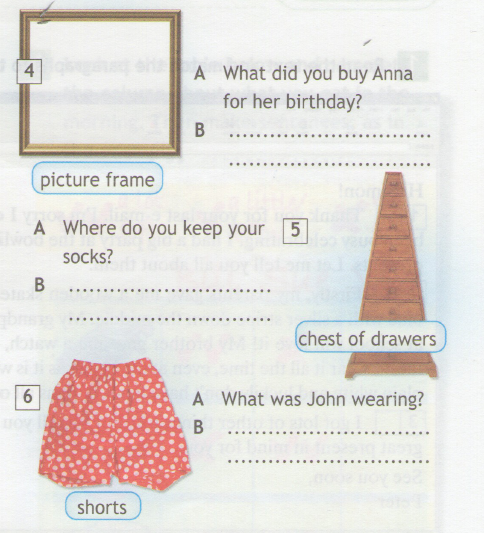 Spotlight 7 Workbook 9c